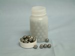 Agitation Ball Bearings 2 oz. Bottle